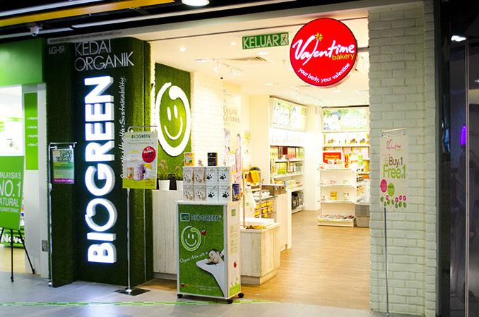 Biogreen Shop